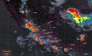 Se pronostican temperaturas calurosas en el noroeste, norte y noreste de México