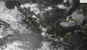 Se prevén tormentas muy fuertes en zonas de Guerrero, Veracruz, Oaxaca y Chiapas