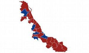 Morena gana 23 diputaciones en el Congreso de Veracruz; PAN se queda con 7