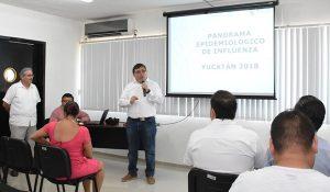 Canirac Yucatán se suma a estrategia de prevención contra la influenza