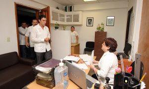 Continúa proceso de rendición de cuentas para funcionarios de Benito Juárez