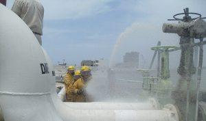 Realizo Pemex simulacros en el marco del Día Nacional de Respuesta a Emergencias Químicas