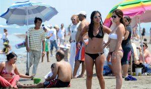 Aumentan casos de niños extraviados en playas de Boca del Río: PC