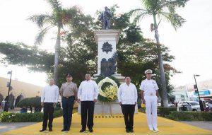 Valores de Benito Juárez, vigentes y fundamentales en la sociedad actual de Yucatán
