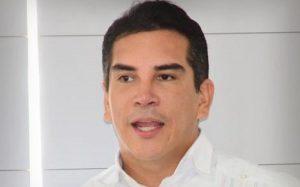 Campeche trabajara de cerca con el gobierno federal: Alejandro Moreno Cárdenas
