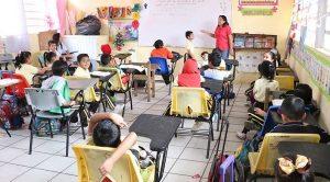 Regresan a clases casi 555 mil estudiantes de nivel básico en Tabasco