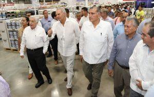 Apoyo total a inversionistas en Tabasco: Adán Augusto López Hernández