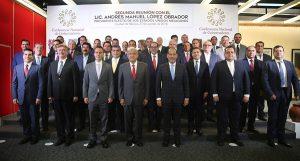 Participa Alejandro Moreno Cárdenas en reunión de CONAGO
