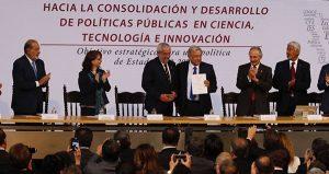 Presupuesto para ciencia y tecnología nunca será menor que la inflación: AMLO