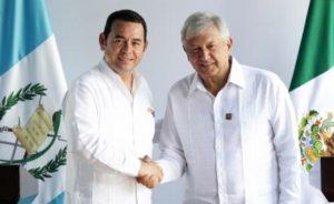 Llama AMLO a la unidad de Norte y Centroamérica para atender migración