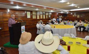 Se vislumbran buenos tiempos para Tabasco: Núñez