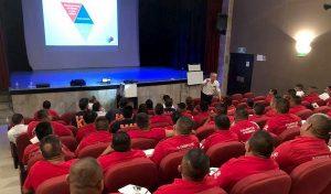 Inauguran primera Academia de Bomberos en Benito Juárez