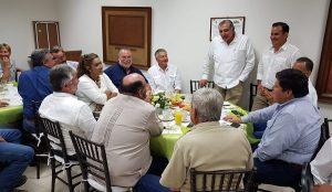 Garantiza Adán Augusto apoyo a ganaderos en Tabasco