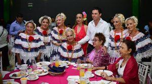 Prioriza Remberto Estrada la atención de adultos mayores en Benito Juárez