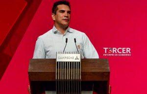 Anuncia Alejandro Moreno Cárdenas ocho obras por más de 4 MMDP para Campeche