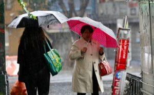 Por lluvia y viento, emiten alerta amarilla en siete delegaciones de la CDMX
