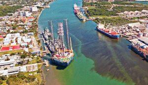 Arribará naviera Hapag-Lloyd a puerto de Tuxpan, Veracruz