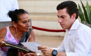 Destaca Remberto Estrada cercanía del Ayuntamiento con los cancunenses