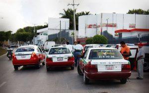 Aplican Taxis en Campeche nueva tarifa sin autorización