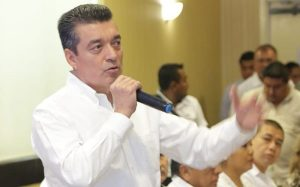 Presentan a Rutilio Escandón avances de la Zona Económica Especial de Puerto Chiapas