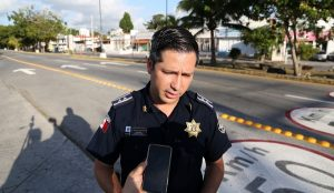 Arranca con éxito par vial en la Avenida Cobá en Benito Juárez