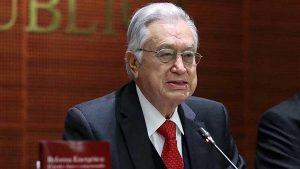 Rescatare a CFE, criticas no me detendrán: Manuel Bartlett