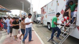 Brinda Con-Voy por Mi Salud cerca de 190 mil acciones gratuitas en 3 visitas a municipios