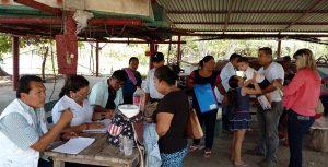 Brinda Salud servicios a habitantes de los Bitzales