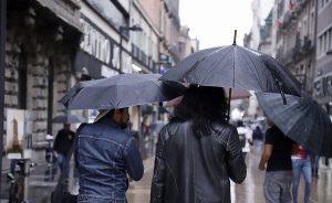 Continuarán las lluvias fuertes en el sur de CDMX