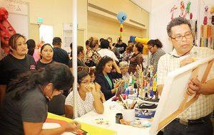 Manos creativas del 21 al 23 de septiembre en Campeche