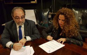 Anuncia Roció Abreu adhesión a grupo parlamentario de Morena en el Senado