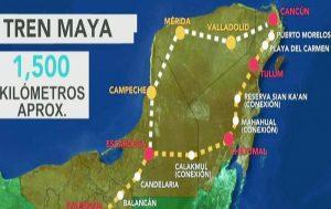 Tren Maya, detonante para el desarrollo de Campeche
