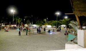 Entregará Remberto Estrada un Cancún más luminoso y con mejor infraestructura