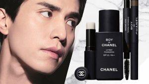 Lanza Chanel su primera línea de maquillaje para hombres