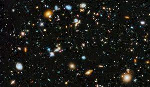 Comparte NASA foto panorámica del universo tomada con el Telescopio Espacial Hubble