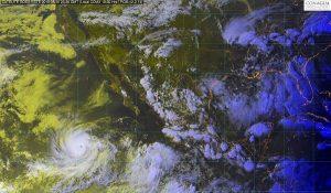 Tormentas intensas se prevén en Jalisco, Guerrero, Puebla, Veracruz, Oaxaca y Chiapas