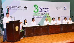 Consolida UJAT oferta académica en ciencia económica administrativas