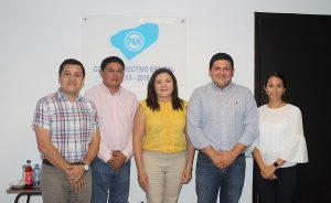 Rosa Adriana Díaz Lizama, coordinadora de los diputados del PAN en el Congreso de Yucatán