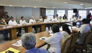 Crean Gobierno de Tabasco y Semarnat  mesa de atención a problemática de Bitzales