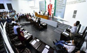 Integrantes de la LXIII Legislatura en Tabasco realizan Junta Preparatoria