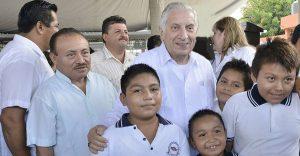 Inaugurará Arturo Núñez Ciclo Escolar del Cobatab, en Paraíso