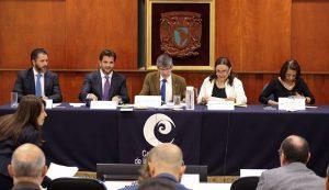 Instala UNAM comité técnico para atender arribazón de sargazo