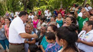 Le hemos cumplido a Yucatán y lo seguiremos haciendo: Rolando Zapata Bello