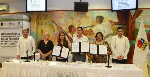 Garantizan Mara Lezama y Remberto estrada total transparencia en transición del municipio