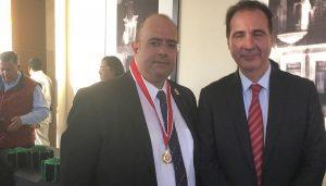 Otorgan Doctorado Honoris Causa a Fernando Rabelo Hartmann