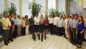 Recibe la UJAT a especialistas de Israel en Agricultura y Salud Ambiental