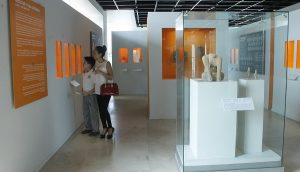 Renovados espacios ofrece el Museo de Antropología en Tabasco