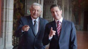 Acuerdan EPN y AMLO creación de SSP, ademas elecciones de fiscales