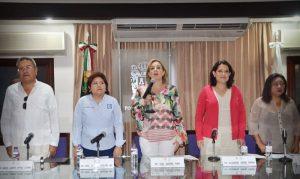 Listo Congreso de Campeche para las comparecencias de secretarios