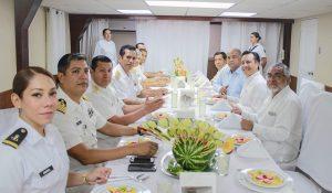 Habrá coordinación con fuerzas armadas en próximo gobierno de Veracruz: Cuitláhuac García